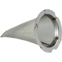 SPARK ARRESTOR SCREEN FOR T-4 EXHAUST SYSTEMS 3.5 INCH OR 4 INCH CANISTER