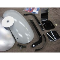 BCB Rear Fender Kit (Honda Ace 750)