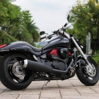 RevoCycles Monster 2-1, Black (Suzuki M109R '06 | M1800R '06)