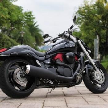 RevoCycles Monster 2-1, Black (Suzuki M109R '06 | M1800R '06)