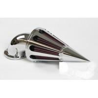 Spike Air Cleaner USA Made (Honda Fury / Honda Customline / Yamaha XVS950 & XVS1300 Midnightstar / Yamaha Stryker)