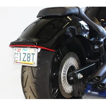 LED Brake Light & License Plate Kit (Yamaha XVS1300 Custom Stryker -14)