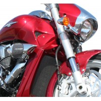 Busa Radiator Chin Scoop (Suzuki M109)