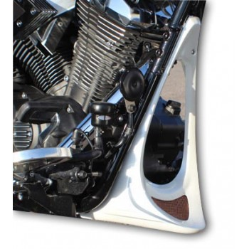 Chin Fairing with Honeycomb Screen (Yamaha XVS950 Midnightstar / V-Star 950)