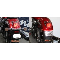 LED Brake Light & License Plate Kit (Yamaha XVS950 Midnightstar / V-Star 950)