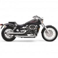 "Cobra ""Drag pipes"" (Honda 750 Shadow Spirit '01-'03/'05-'07)"
