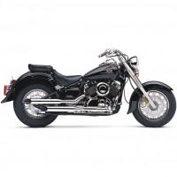 """Cobra Slip-On """"Slash-Cut"""" (Yamaha 650 Dragstar / V-star '98-'05 )"""