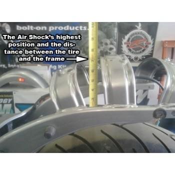 Air Ride System (Honda Fury / Honda Sabre 2010 -)