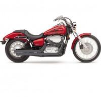 "Cobra ""Streetrod"" Slashdown black (Honda VT750 '07-14)"