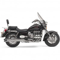 "Cobra ""Slash-cut Dragpipes 6-into-6"" (Honda 1500 Valkyrie '97-'03)"