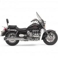 "Cobra ""Slash-cut Dragpipes 6-into-6"" (Honda 1500 Valkyrie '97-'03)"