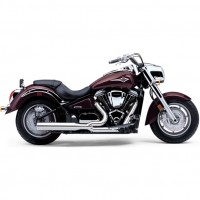 "Cobra Exhaust ""Power Pro / HP 2-into-1"" (Kawasaki Vulcan 2000)"