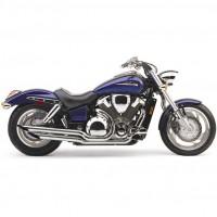 "Cobra ""Angled Slash-cut"" (Honda VTX1800 C/F '02-'08)"