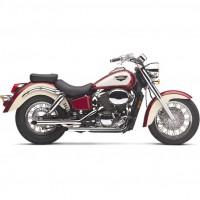 "Cobra ""Drag pipes"" (Honda 600 Shadow VLX '88-'07)"