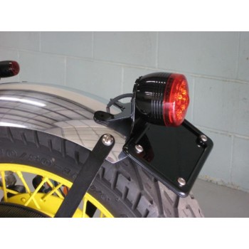 Fender Mount Tail Light (Suzuki Savage S40)