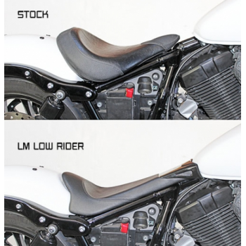 Low Rider Seat (Yamaha XV950 Bolt)
