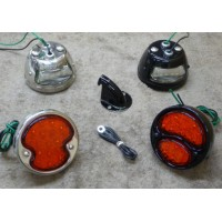 Ford LED Tail Light Honda ACE 750
