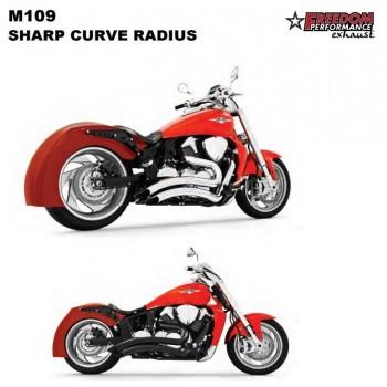Freedomperform Sharp Curve Radius (M109|M1800R)