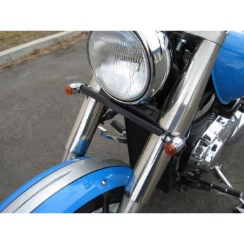 Front Light Bar (Suzuki Boulevard M50 800)