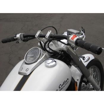"""Bobber 35"""" Drag Bar Kit (Honda Shadow Aero / Phantom)"""