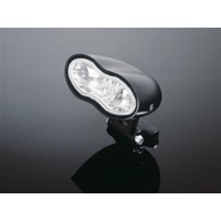 Headlight Double Oval