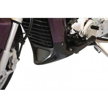 Chin Fairing Cut Out With Honeycomb Screen (Suzuki M109)