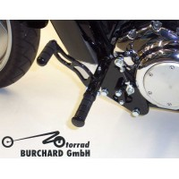Motorrad Burchard Forward controls SHORT Black (M109|M1800R)