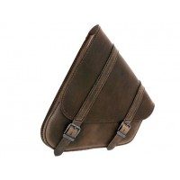 Ledrie Swingarm Bag Brown 6,5L