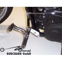 Forward Controls Kit 30 cm Harley Davidson Dyna FXDB - FXDL - FXDF - FXDC - FXDWG - FLD TÜV