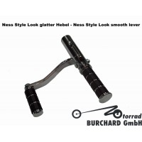 Sundance Look Smooth Lever Forward controls 22 cm LONG Black (M109|M1800R)