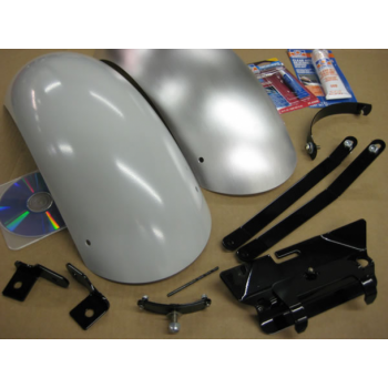 BCB Rear fender Kit (Kawasaki Vulcan 900)