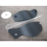 BCB Side Cover Kit (Suzuki Boulevard M50 800)