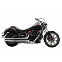 Roadhouse LIGHTNING DUALS HONDA FURY, CHROME