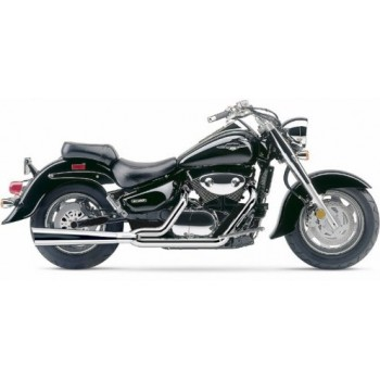 Cobra Power Pro 2-into-1 (Suzuki VL1500 C Intruder '05 -'09 / Suzuki C90 Boulevard '05 -'09)