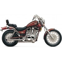 "Cobra 2"" Drag Pipes  (Suzuki VS1400 Intruder 87-04)"