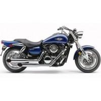 Cobra Classic Deluxe Slash-cut (Suzuki VZ1600M Marauder 04-05 / M95 Boulevard 04-05)
