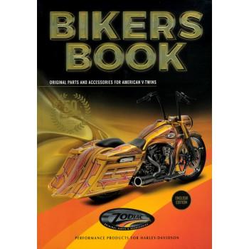 Zodiac Bikers Book - 50th Anniversary 2019-2020 (English edition)