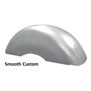 CRUISESPEED SMOOTH CUSTOM REAR FENDER